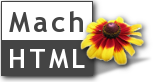 MachHTML Logo